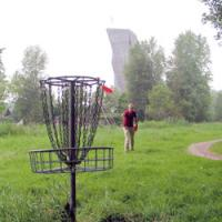 Frisbee golf foto: Outdoor Valley