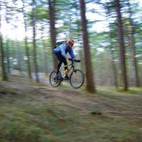 Mountainbiken Sleenerzand