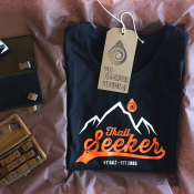 Trail Seeker Heren T-shirt